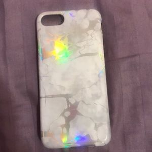 IPhone 7 reflective case